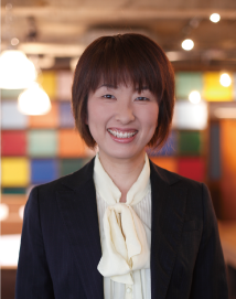 運営会社 株式会社Hint 代表取締役 中島 久美子